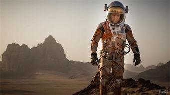 火星救援 继 地心引力 和 星际穿越 之后又一科幻力作
