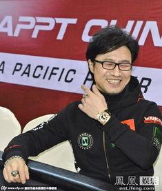 汪峰德州扑克牌桌谈笑风生 3