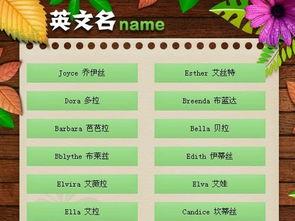 如何在叽里呱啦上面给孩子取英文名字?