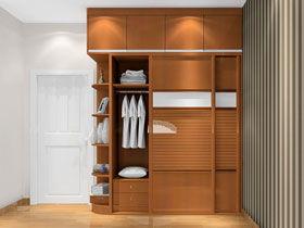 整体衣柜安装图纸