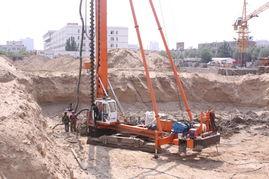 旋挖桩施工工艺