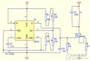 电路图天天读 4 剖析无线传能充电器电子电路设计图