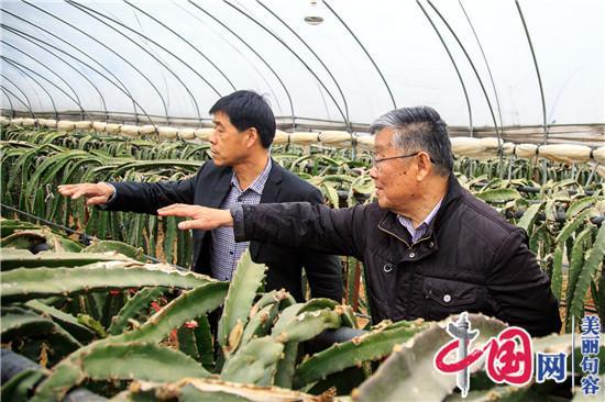 一位农林科技专家心目中的时代楷模赵亚夫