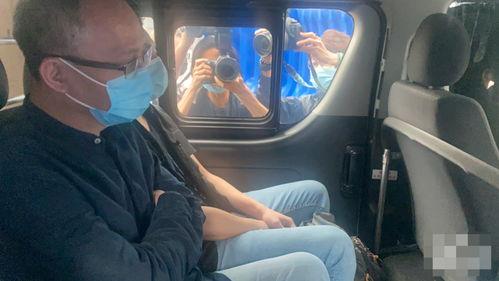 香港一主持人被拘捕,白岩松为什么被央视封
