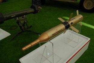 红箭-11轻型反坦克导弹.