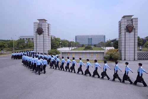 中国的警官类大学有哪些专业 自学考试