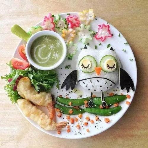 创意午餐食谱大全