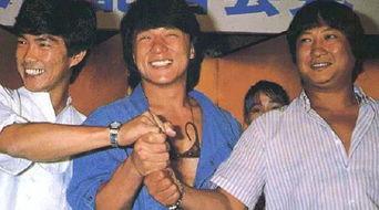 香港影坛七位 哥字辈 人物,两位华哥上榜,你知道四哥是谁吗