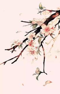 晚上来润花的古诗词