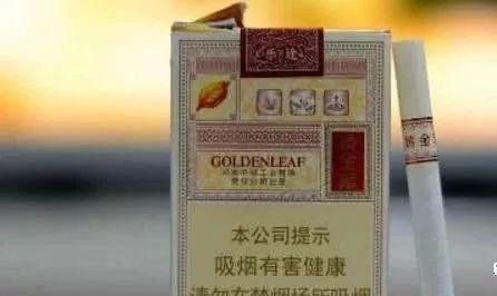 黄金叶多少钱一包(这种黄金叶多钱一盒)