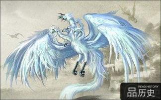 盘点古代神话传说中的9大神鸟分别都是哪些