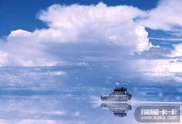 天空之境 玻利维亚乌尤尼盐沼