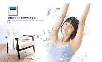 智能背景音乐系统