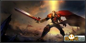 解析 英雄联盟 中的无畏骑士