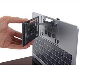 拆解新MacBook Pro 爱模切爱拆机