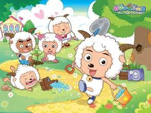 喜羊羊喜羊羊美羊羊懒羊羊沸羊羊慢羊羊软绵绵红太狼灰太狼《喜羊羊与灰太狼》系列是由广东原创动力文化传播有限公司制作的原创动画作品。