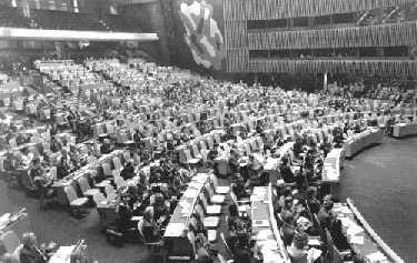 不扩散核武器条约会议