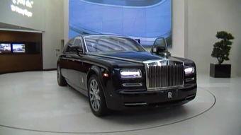 ...0度外观展示 劳斯莱斯幻影Phantom-易车