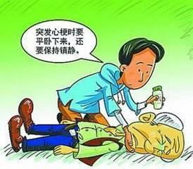 心梗自救方法(心肌梗塞急救方法?)