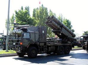 外媒土耳其改进中国ws1火箭炮售往中东