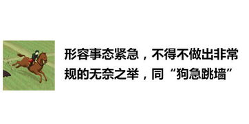 一张图隐藏的广东谚语