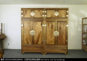 金丝楠木老衣柜