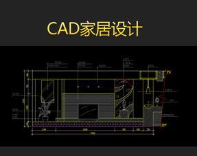 小区室内家装CAD平面设计图纸模版平面图下载 图片1.13MB 家居用品CAD图纸大全 室内CAD图库