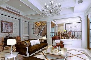 餐厅与客厅区分开作门套隔断的装修
