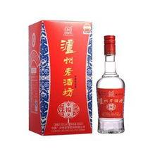 泸州老窖 泸州老酒坊幸福久 52度 500ml 中国名酒 浓香型白酒 年货美酒先回家