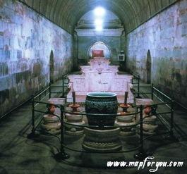 清朝其中的五个皇陵介绍