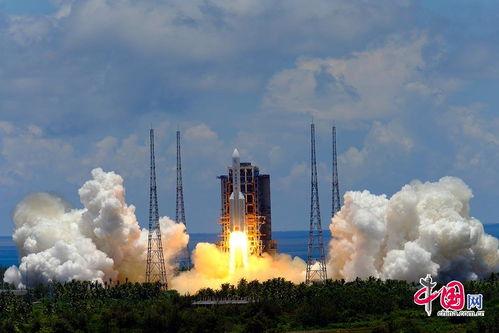 天问一号探测器成功发射火星终迎中国来客