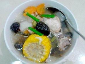 玉米鸡翅根汤做法大全