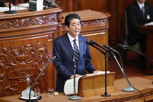 日本第198届例行国会开幕安倍:推进日中关系到新水平