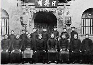 我对中国商帮发展历程的追溯,源于我对近代中国商人创业年龄的好奇。