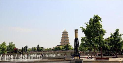 为何说大雁塔不仅是一座塔,竟然还代表了西安的历史文化高度