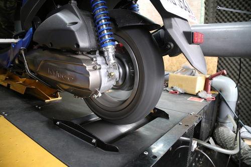踏板摩托车传动的奥秘第五篇:离合器与碗公  踏板摩离合大声